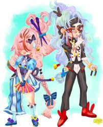 Soul Reapers in wonderland by Caekeii