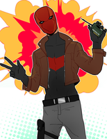 RedHood by Muchinery