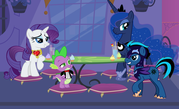 Double Date by Pantera000