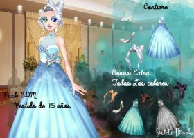 Edit Pack CDM Vestido de XV by SucretteBrenda091