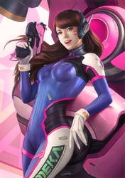 D.Va by yinyuming