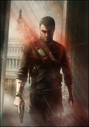 Sam Fisher by lucas9412
