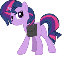 AU Twilight Sparkle by AngryDaisy16