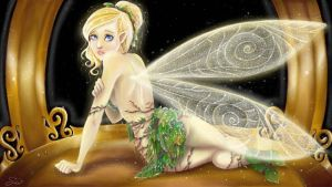 Tinker Bell by SivHos
