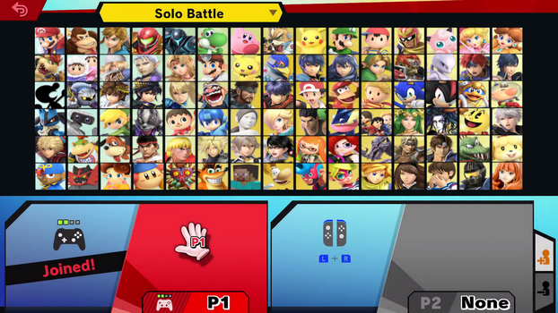 Another Smash Roster Born From a Leak by MrYoshi1996