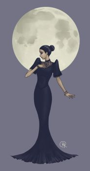 Inday Luna by VoxGraphicaStudio