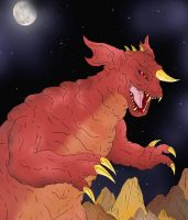 Kaiju: God Of The Earth by Cyprus-1