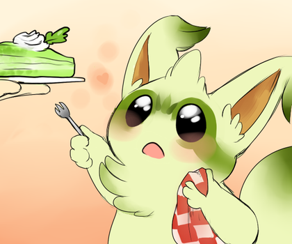 Cake, please. by Fraught-Adopts