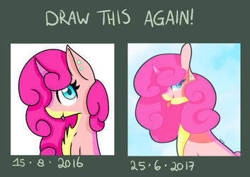 draw this again - bubblegum by doodledlott