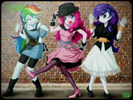 Girls Just Wanna Have Fun by uotapo