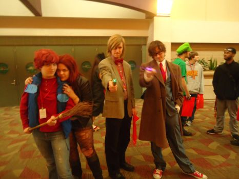 Shutocon - Doctor Who by dreamin-star