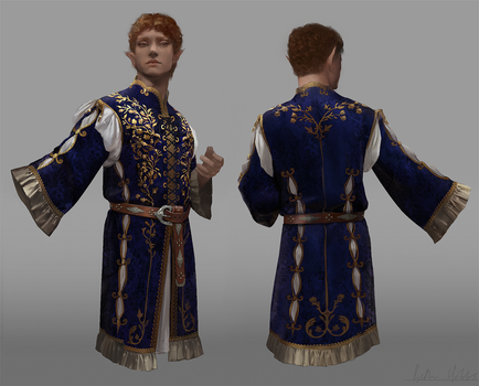 Noble Tunic design by quargon