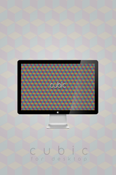 Cubic for Desktop by Fawadd