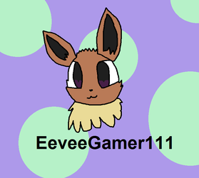 Meh Twitch Profile Pic. by FawnPetalsFlower
