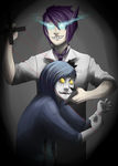 Puppetmaster by tentaclejuice