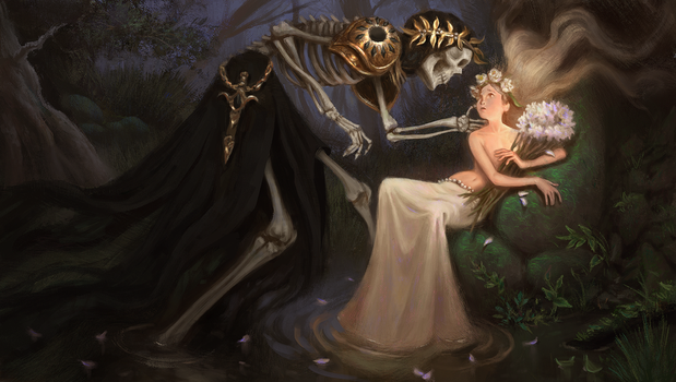 Life and Death by Piloreta