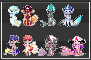 FlareCrab Fish Auction Collab [CLOSED] by flarechess
