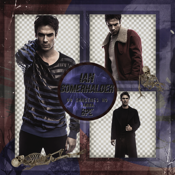 Pack Png 1327- Ian Somerhalder by xbestphotopackseverr