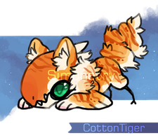 Cottontiger by NebNomMothership