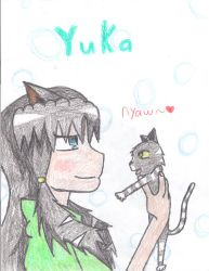 Yuka by YoukaiWarrior