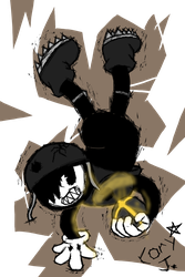 Bendy Strikers Charged by RichardtheDarkBoy29