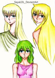 Virgo Ladies by SayaLOL