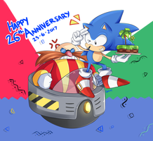26th Sonic by Goodwil