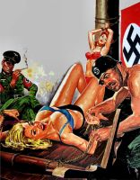 Nazi Peril by peterpulp
