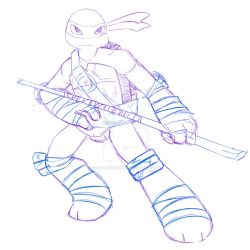 Contest prize : 2012 Donatello by LittleChaCha