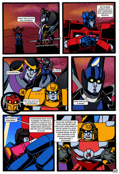 Transformers: Bloodline PAGE 30 by KingRebecca