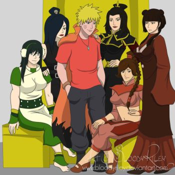 Sennin of the Four Nations by TheRealKyuubi16