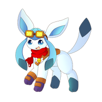 CC the Glaceon by PKM-150