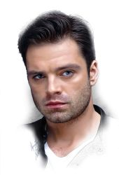 Sebastian Stan by kenernest63a