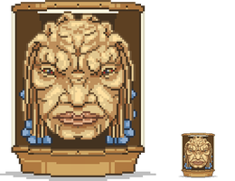 The Face of Boe by Olsonmabob