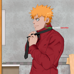Suit Time! ~ Bleach by TheMuseumOfJeanette
