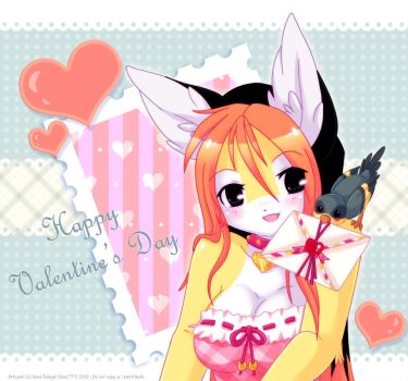 Happy V-day 2012 by luna777