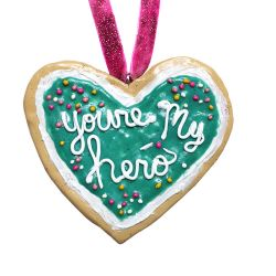 Make a Wreck it Ralph Cookie Medal Necklace by geekymcfangirl