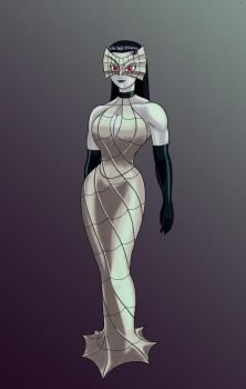 Miss Dolorosa II by chad-spider