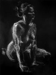 Illumination Study - F. Figure by comichelle