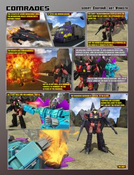 RF-002 Skyfall/Skyjack Upgrade Kit Comic by Venksta