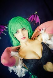 Morrigan 2.0 by VictoriaRusso