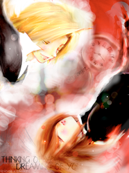 FMA: Dreaming of You by sumeragistar