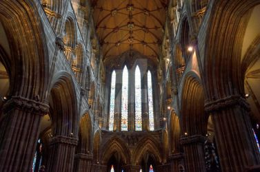 Glasgow Cathedral by MairStudio