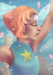 Pearl- Lost in a memory by DovahLi