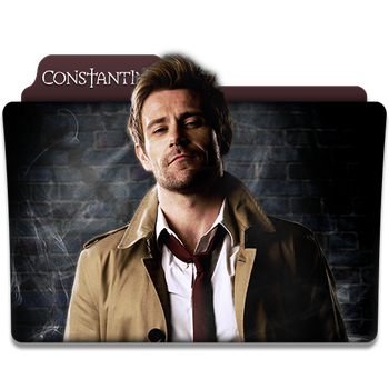 Constantine Folder Icon by viro9