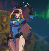 Cammy Battle Costume by Nidhoggn