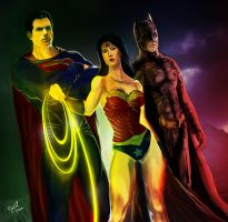 Justice league by Danthemanfantastic