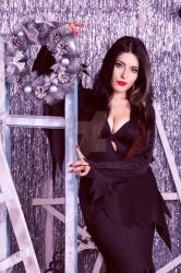 Morticia Addams 4 by Thunderstorm-Fairy