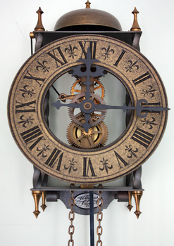 Antique Steampunk Clock -3- by LeafsStock