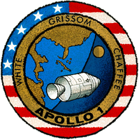 Apollo 1 Patch by GeneralTate